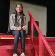 Young carer Shiriyana