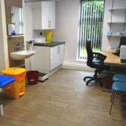 GP Consultation Room Glynneath