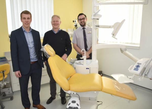 Eastside dental Joel Seith, Paul Ridgewell and David Morgan001.JPG