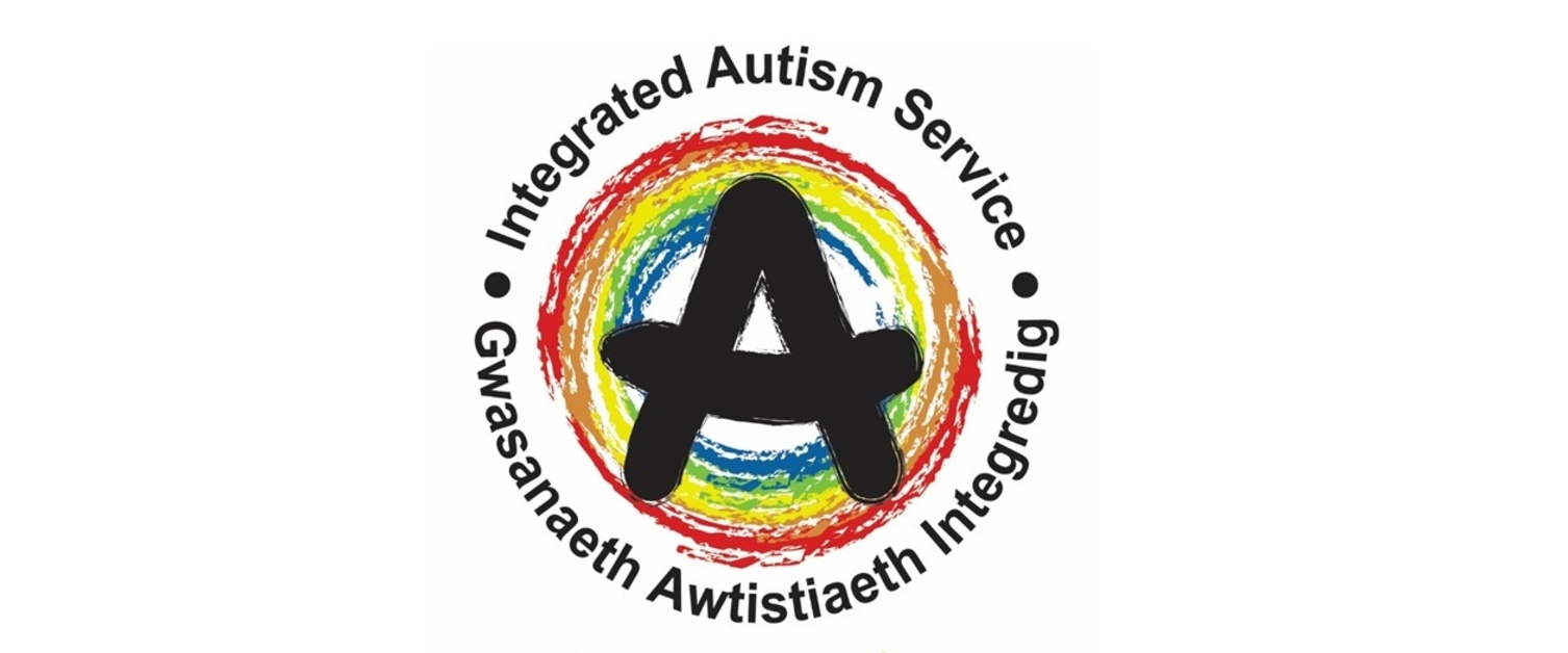 Image shows integrated autism service logo.