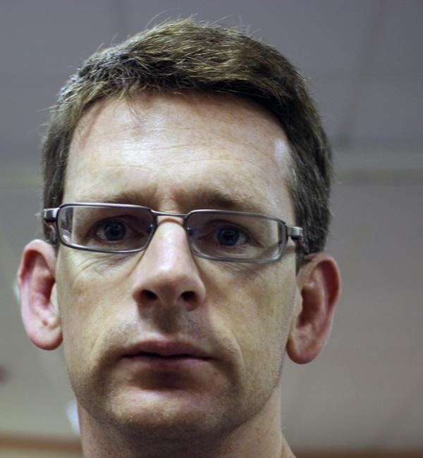Dr Brendan Healy