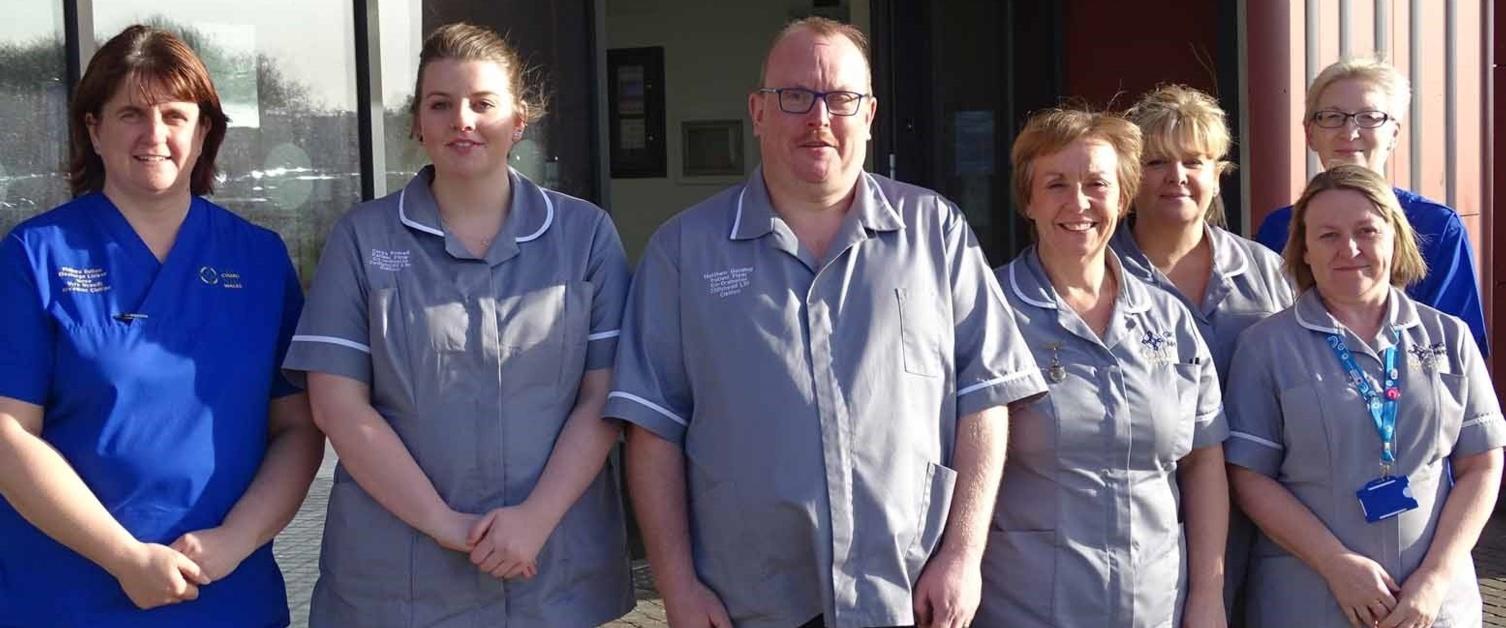 The Patient Flow Team