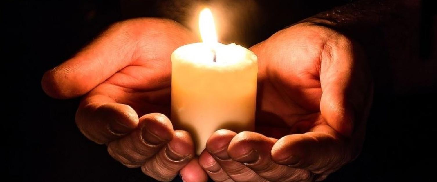 Heart hands candle.JPG