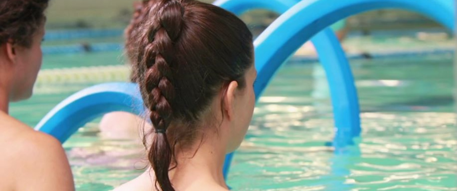 swimming activities from video