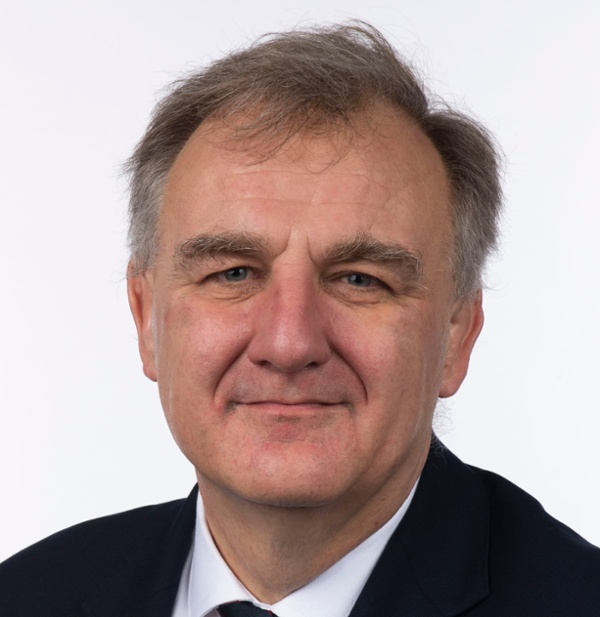Picture shows Swansea Bay Chief Executive Mark Hackett