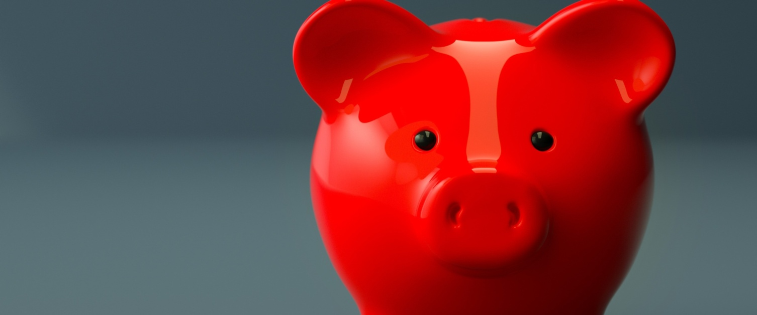 a picture of a piggy bank