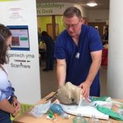 Morriston Hospital Open Day pic
