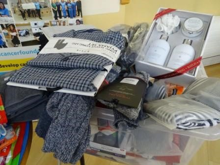 essential items appeal donations