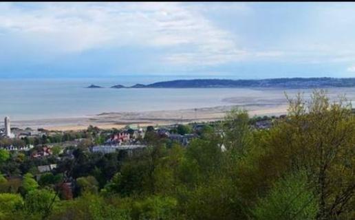 Aerial photo of the surrounding areas around Singleton Hospital in Swansea