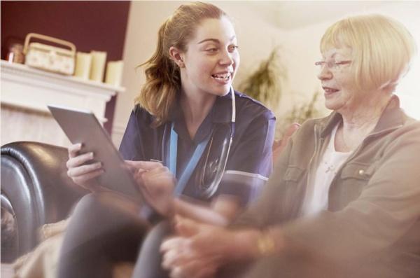 Mobilisation Project Media Release - Image 2 Community Nurse