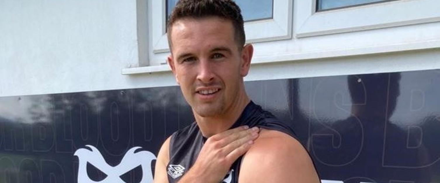 Wales international and Ospreys rugby player Owen Watkin