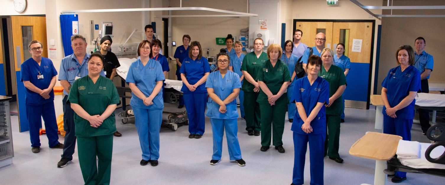 RAU staff are ready