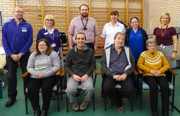 The Life After Stroke group