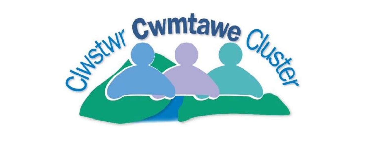 A logo for Cwmtawe Cluster