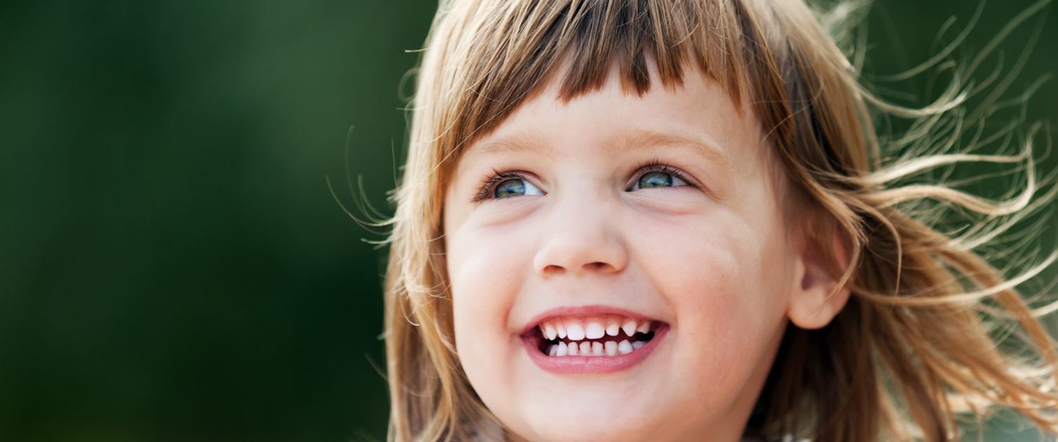 smiling child picture
