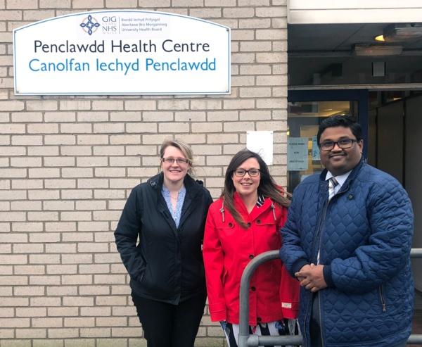 Penclawdd Health Centre