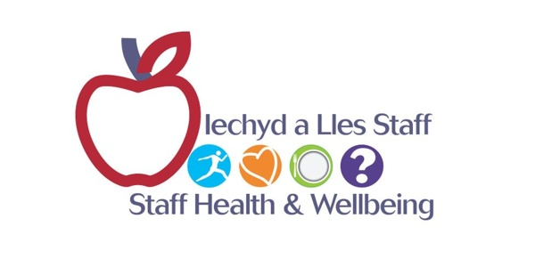 The logo for the Staff Health and Wellbeing service