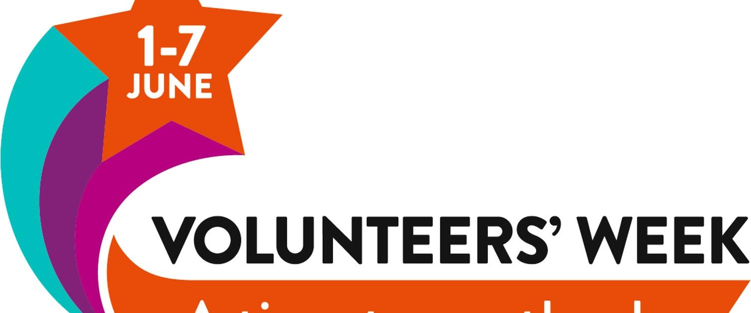 Volunteers week logo