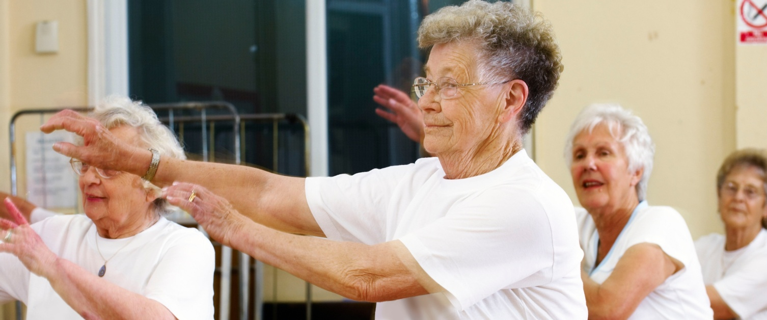 Tai Chi is to be introduced into Swansea care homes