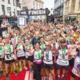 Mae dynion marathon Treforys yn torri recordiau!