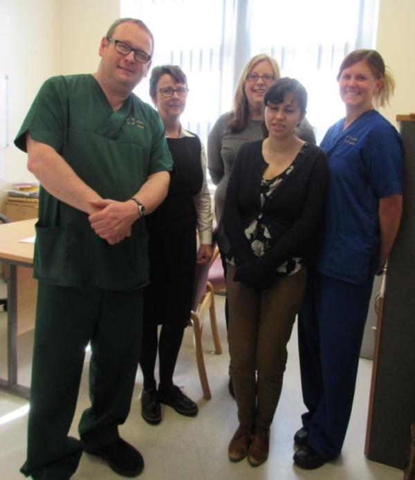 dermatology team