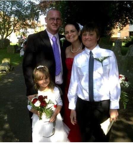 Anna Spencer family