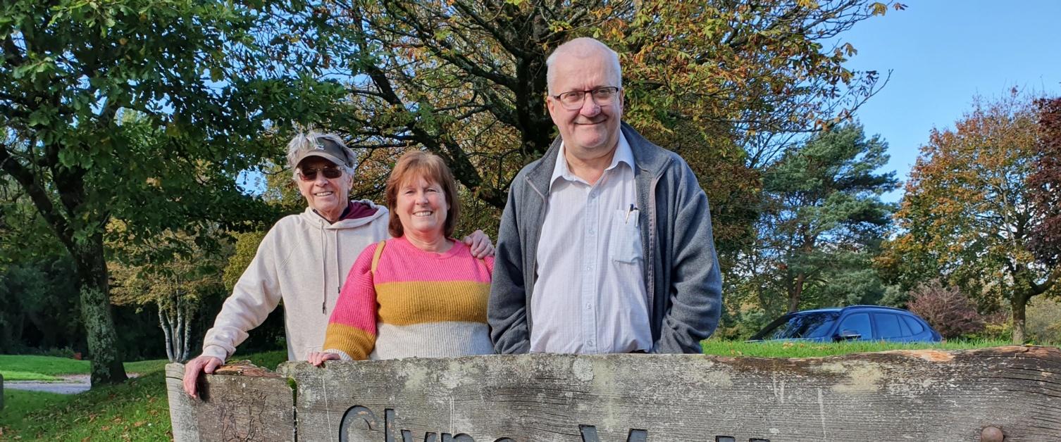 Llansamlet walking group 1