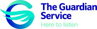 Delwedd o logo Gwasanaeth Gwarcheidwad