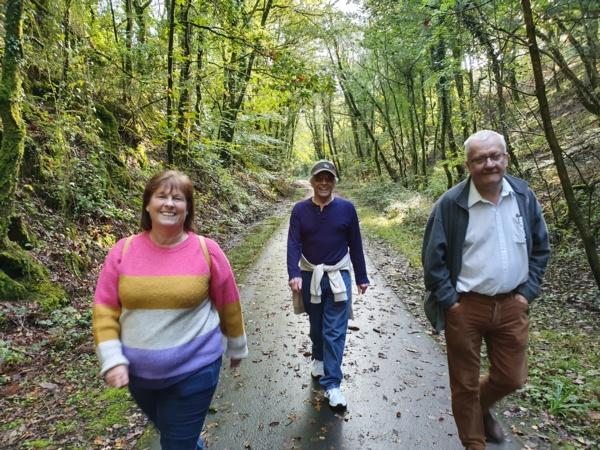 Llamsamlet Walking group 2