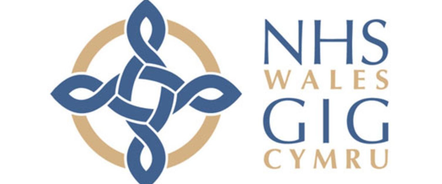 Y logo ar gyfer GIG Cymru