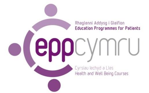 Logo EPP Cymru