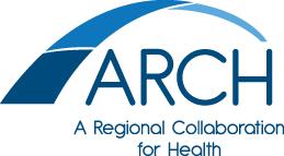 Logo ar gyfer ARCH