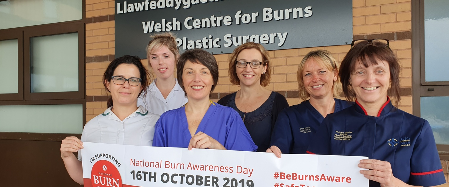 Burns Awareness Team