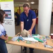 Morriston Hospital open day 5