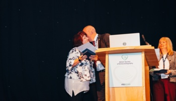 Heart specialist receives Lifetime Achievement Award