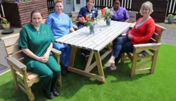 North Wales learning disability team shortlisted for national health award