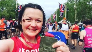 Wrexham Cardiac Nurse raises thousands for charity