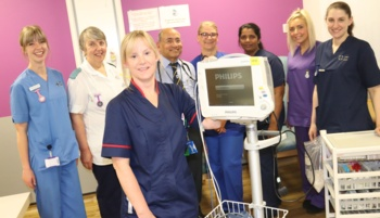 New same day emergency care unit at YGC