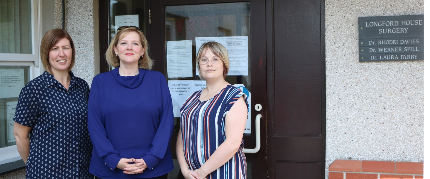 Health Board to take over running of Holyhead surgery