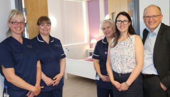 New support for bereaved families at YGC