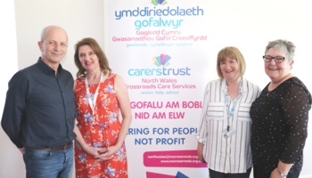 North Wales dementia support service shortlisted for top national award