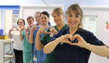 Health Board and Bangor Uni pledge to support nurse development