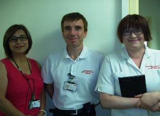 Dietetic Team at the Cystic Fibrosis Centre