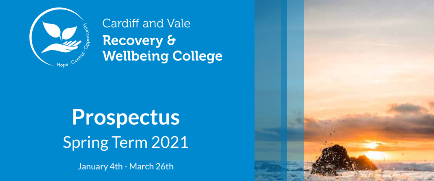Recovery and Wellbeing Prospectus logo
