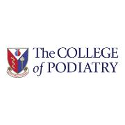 College of Podiatry logo