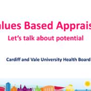 Values Based Appraisal Information Session Presentation