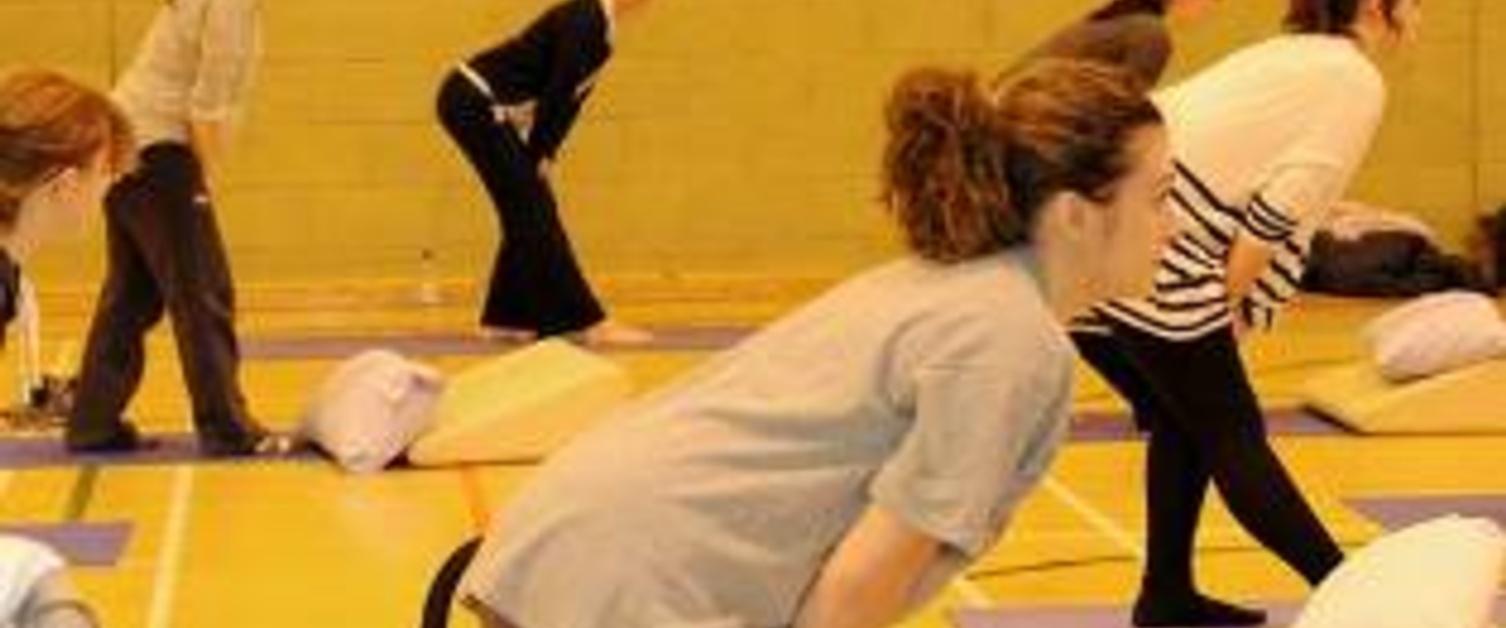 Antenatal Exercise Class