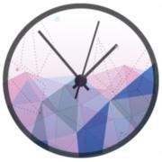 logo cloc y Grŵp Datblygu Sgiliau Cyllid