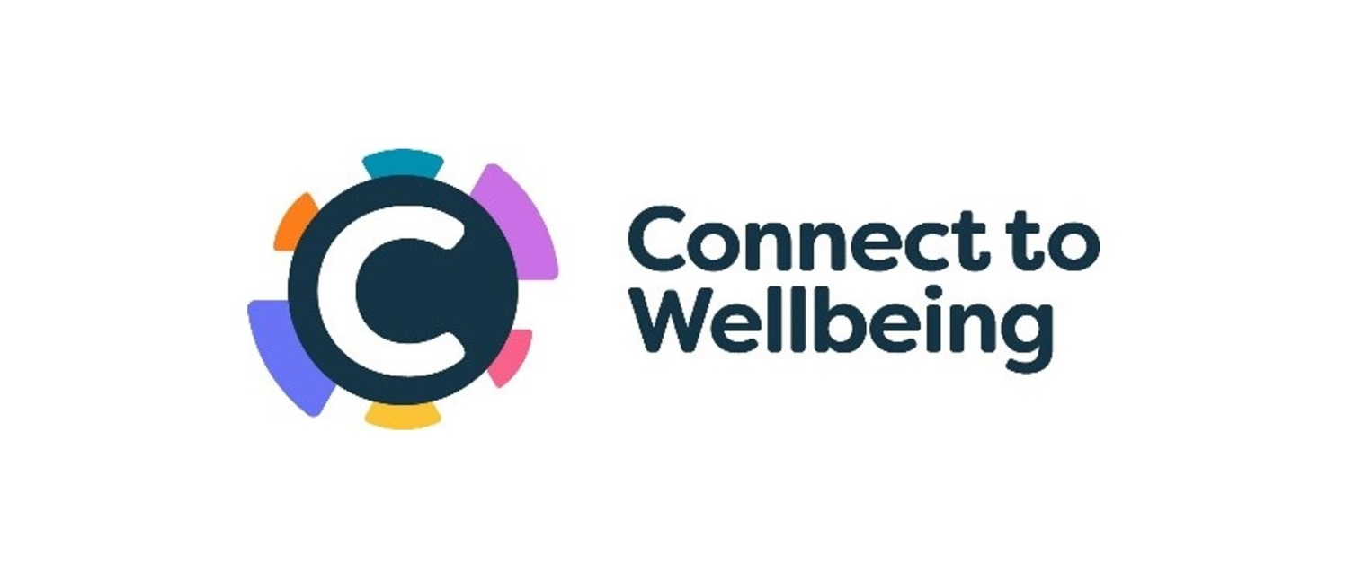 Connect to wellbeing logo