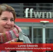 Lynne Edwards - immuniser